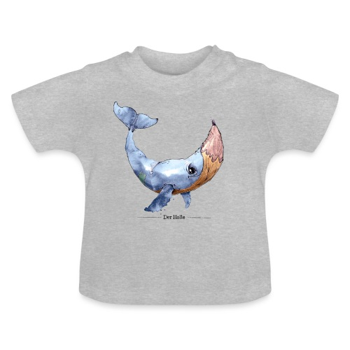 Wal-Stift (Der Holle) - Baby T-Shirt