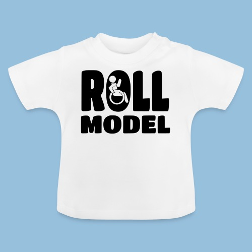 Roll model 016 - Baby T-shirt