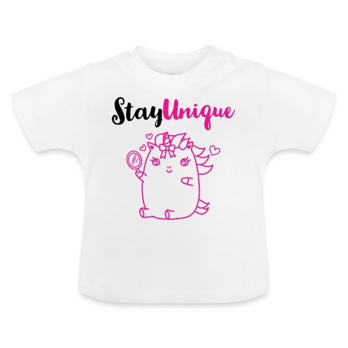 Stay Unique - Baby T-Shirt