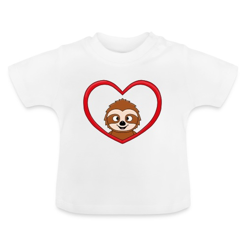 FAULTIER - LIEBE - LOVE - TIER - KIND - BABY - Baby T-Shirt