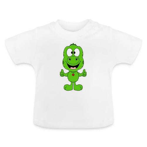 DINO - DINOSAURIER - LIKE - LIKEN - MÖGEN - KIND - Baby T-Shirt