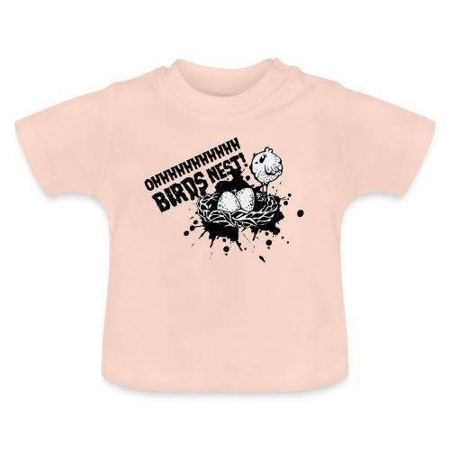 Birds Nest With Bird - Baby T-Shirt