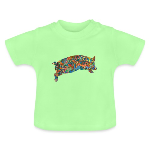 Time for a lucky jump - Baby T-Shirt