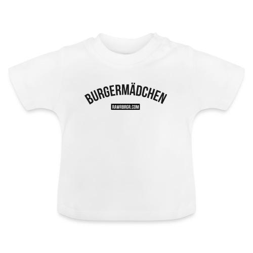 RAWR BRGR Burgermädchen - Baby T-Shirt
