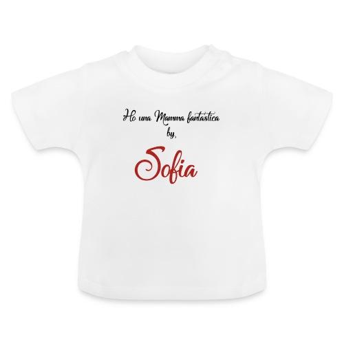 mamma_sofia_copia - Maglietta per neonato