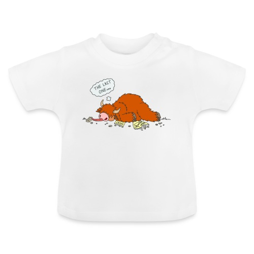 Shortcake - Der letzte Keks... - Baby T-Shirt