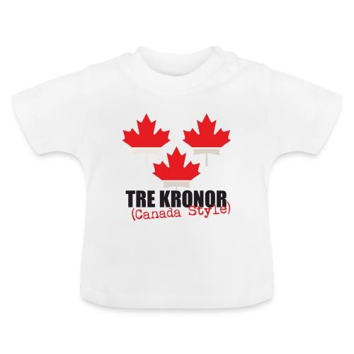 3kronorCanada1 - Baby T-Shirt