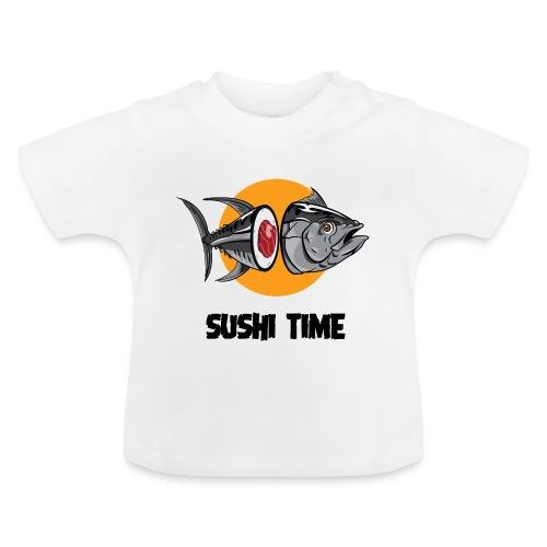 SUSHI TIME-tonno-n - Maglietta per neonato
