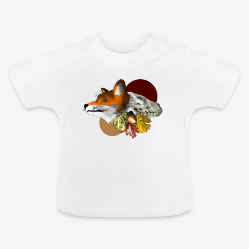 Autumn Foxey - Maglietta per neonato