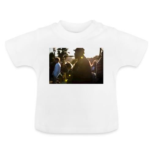 Shaka saxo - T-shirt Bébé