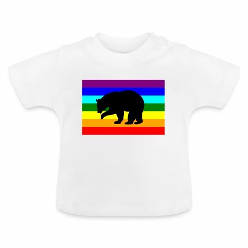 Orso libero - Maglietta per neonato