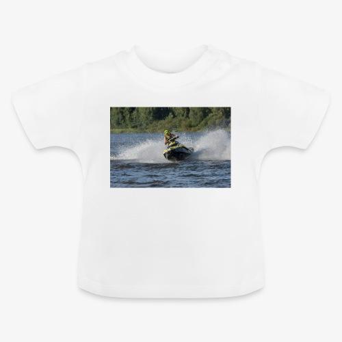 Larse Jetski - Vauvan t-paita