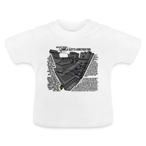 Jacobs Slott - Baby-T-shirt