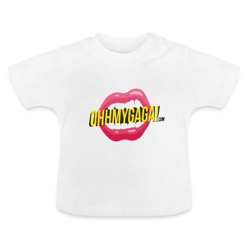 OHH MY GAGA! - Camiseta bebé