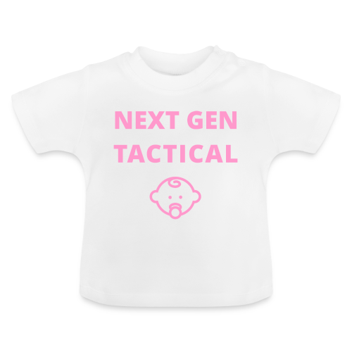 Tactical Baby Girl - Baby T-shirt