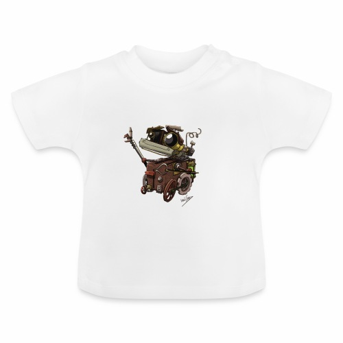 Bout 2 Robot - Baby T-Shirt