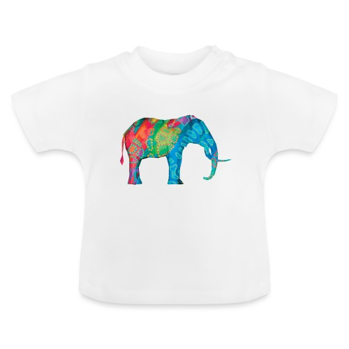 Elefant - Baby T-Shirt