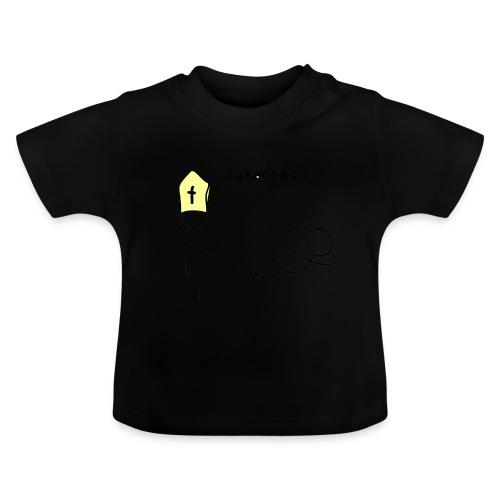 juksepave png - Baby-T-skjorte