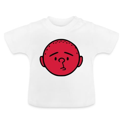 pilkstflcolor - Baby-T-shirt