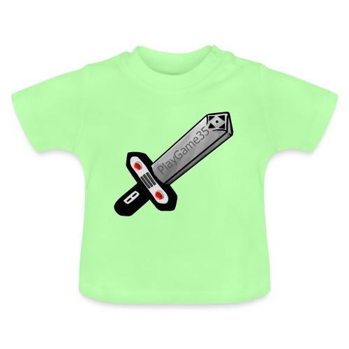 Logo PlayGame35 - Maglietta per neonato