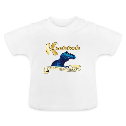 KnutstockAnniversaryBanner Thyranathaurus - Baby T-Shirt