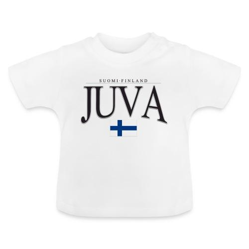 Suomipaita - Juva Suomi Finland - Vauvan t-paita