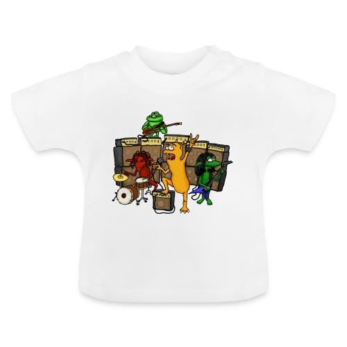 Kobold Metal Band - Baby T-Shirt
