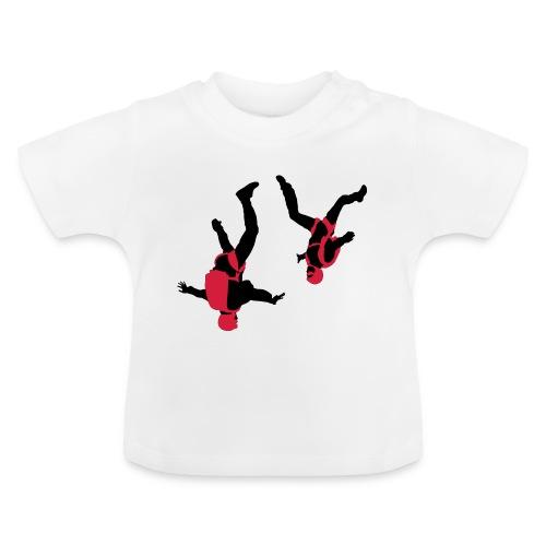 parachutisme Free Fly - T-shirt Bébé