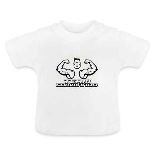 LOGO DEFINITIVO 2016 team - Maglietta per neonato