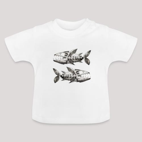 FishEtching - Baby T-Shirt
