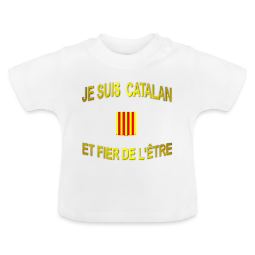 Dessous de verre à l'emblème du PAYS CATALAN - T-shirt Bébé
