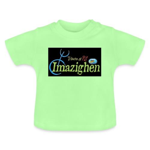 Imazighen ithran rif - Baby T-shirt