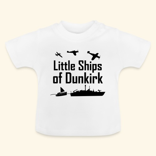 Little Ships of Dunkirk - T-shirt Bébé