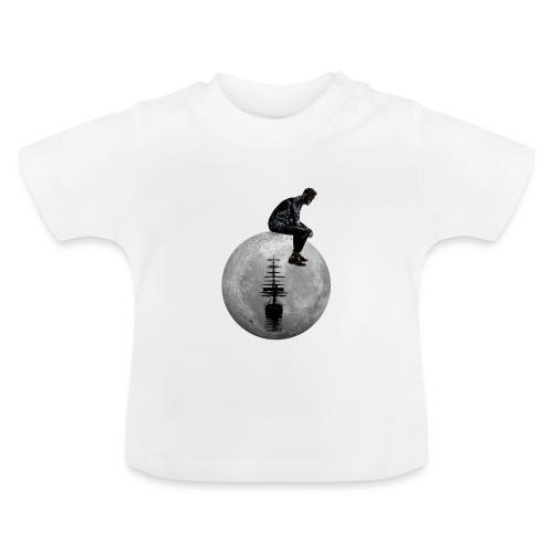 LA LUNA - Camiseta bebé