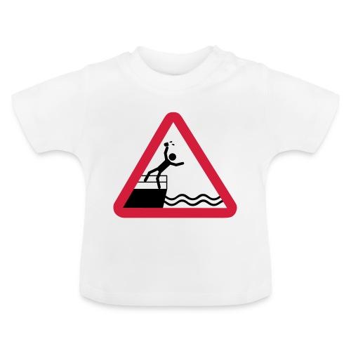 Bitte kein Bier Verschütten! - Baby T-Shirt