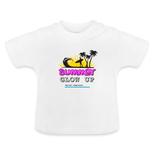 Summer Glow Up - Baby T-Shirt