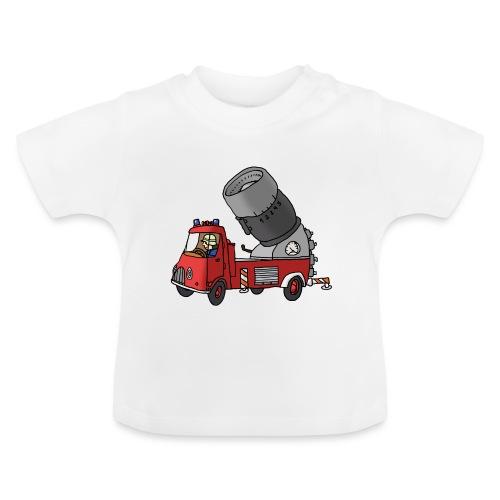 Wasserwerfer - Baby T-Shirt