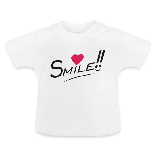 Sourit - T-shirt Bébé
