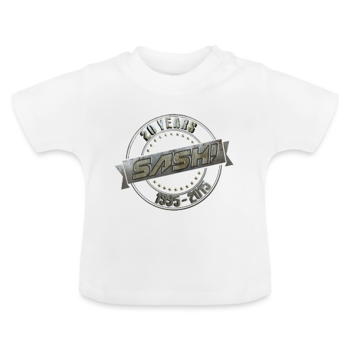 SASH! *** 20 Years *** - Baby T-Shirt