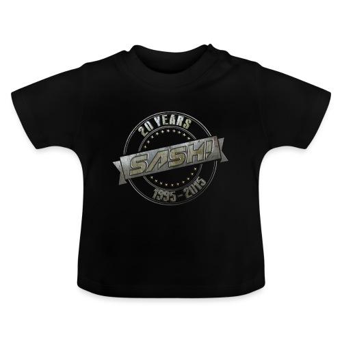 SASH! *** 20 Years *** - Baby T-Shirt