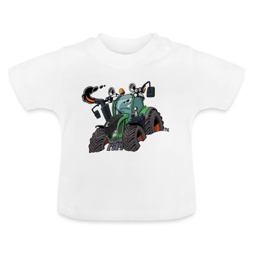 F 718Vario zonder kar - Baby T-shirt
