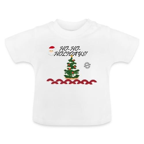 CHRISTMAS - Camiseta bebé
