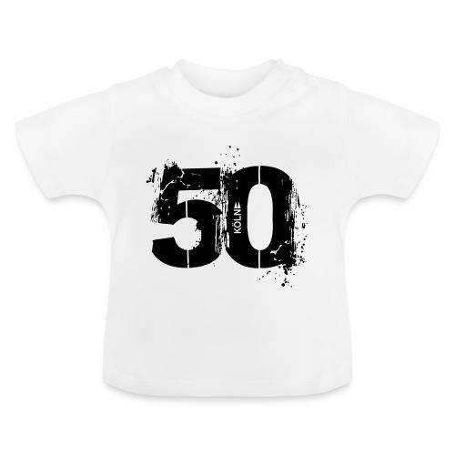 Motiv_City_Köln_50 - Baby T-Shirt