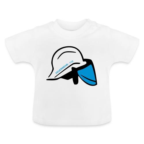 Feuerwehr Helm - Baby T-Shirt