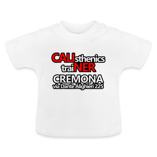 Caliner Cremona T-shirt - Maglietta per neonato