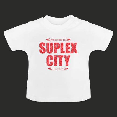Suplex City Mens T-Shirt - Baby T-Shirt