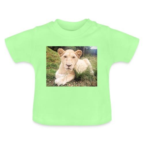 10536 2Cmoomba groot - Baby T-Shirt