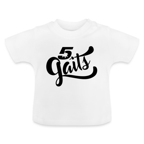 5Gaits 1 - Baby T-Shirt