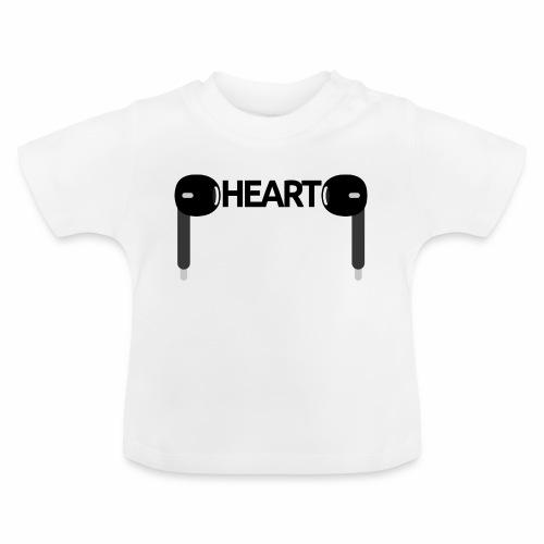 ListenToYourHeart - Koszulka niemowlęca