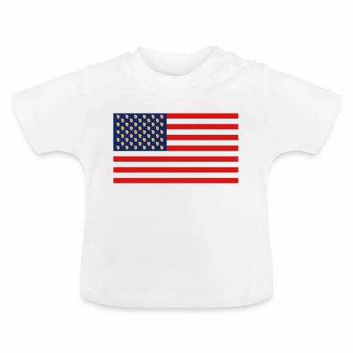 Drumb Flagge - Baby T-Shirt